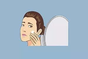 女性患者白斑长在脸上能治好吗